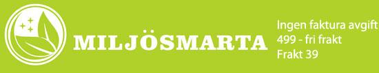 Miljösmarta eko vänliga och klimat smarta produkter
